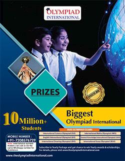 Annual Olympiad Brochure