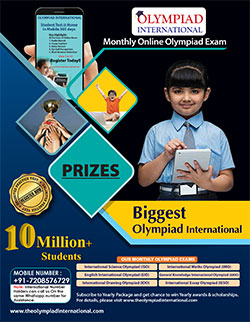 Monthly Olympiad Brochure
