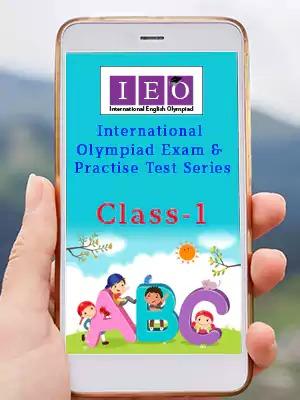 IEO International English Olympiad Class 1