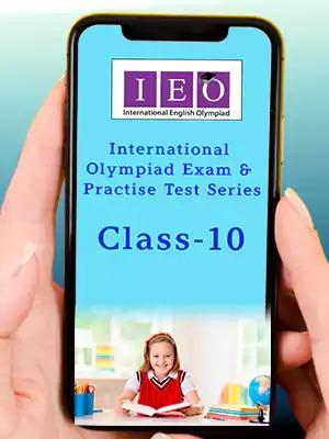 IEO International English Olympiad Class 10