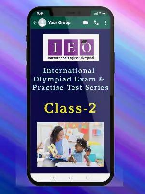IEO International English Olympiad Class 2