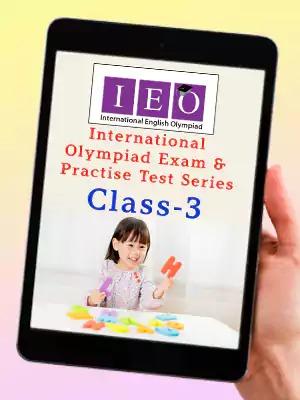 IEO International English Olympiad Class 3