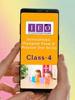 IEO International English Olympiad Class 4