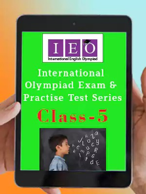 IEO International English Olympiad Class 5