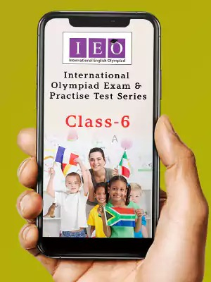 IEO International English Olympiad Class 6