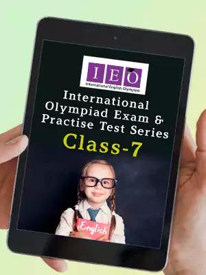 IEO International English Olympiad Class 7