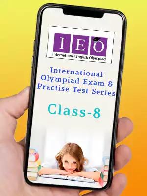IEO International English Olympiad Class 8