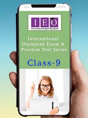 IEO International English Olympiad Class 9
