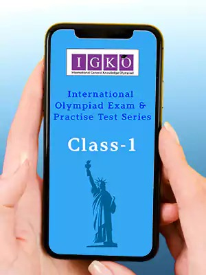 IGKO International General Knowledge Olympiad Class 1