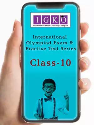 IGKO International General Knowledge Olympiad Class 10