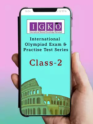 IGKO International General Knowledge Olympiad Class 2