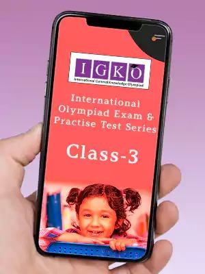 IGKO International General Knowledge Olympiad Class 3