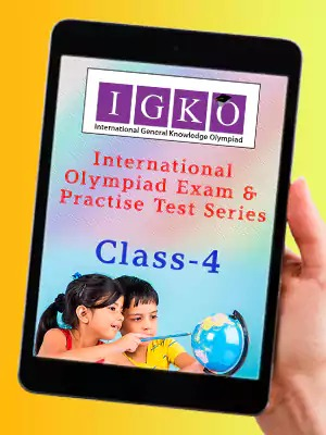 IGKO International General Knowledge Olympiad Class 4