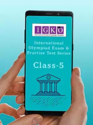 IGKO International General Knowledge Olympiad Class 5