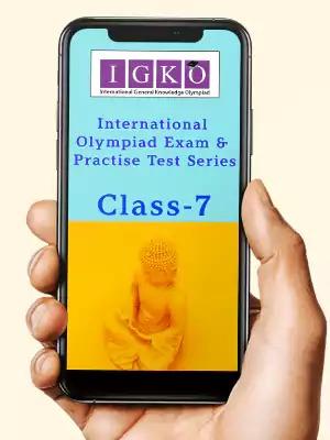 IGKO International General Knowledge Olympiad Class 7