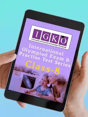 IGKO International General Knowledge Olympiad Class 8
