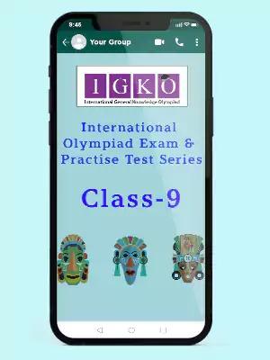 IGKO International General Knowledge Olympiad Class 9