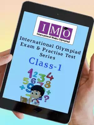 IMO International Maths Olympiad Class 1