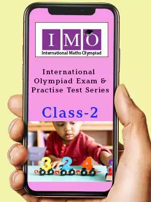 IMO International Maths Olympiad Class 2