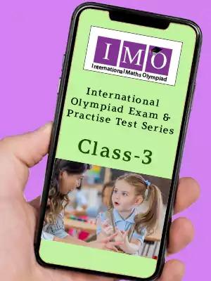 IMO International Maths Olympiad Class 3