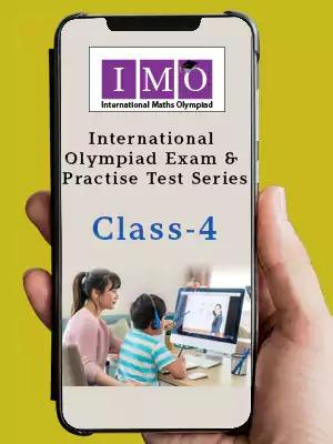 IMO International Maths Olympiad Class 4
