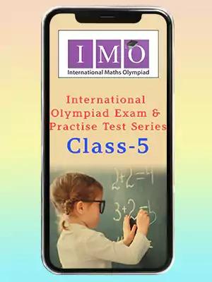IMO International Maths Olympiad Class 5