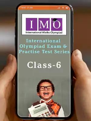 IMO International Maths Olympiad Class 6