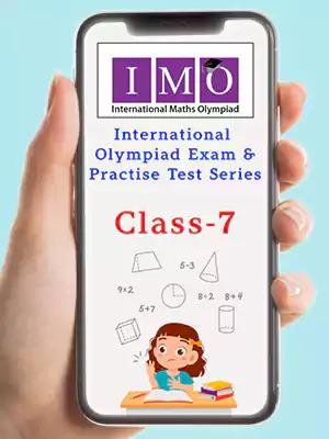 IMO International Maths Olympiad Class 7
