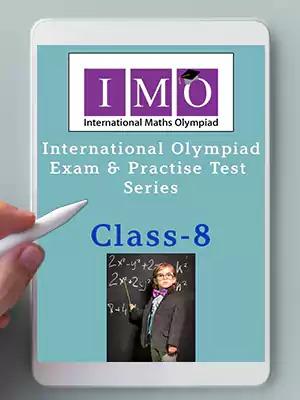 IMO International Maths Olympiad Class 8