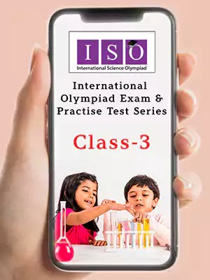 ISO International Science Olympiad Class 3