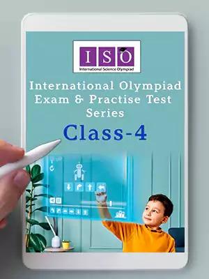 ISO International Science Olympiad Class 4