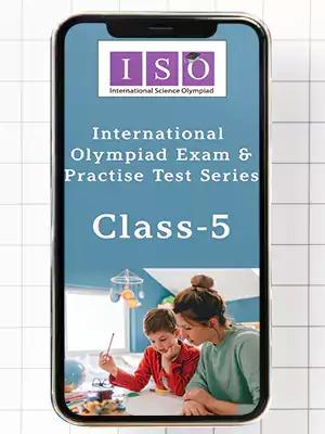 ISO International Science Olympiad Class 5