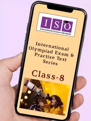 ISO International Science Olympiad Class 8