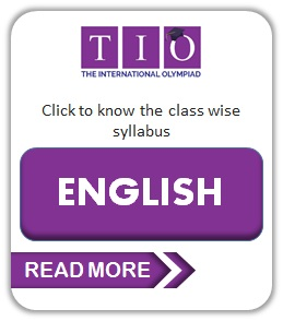 TIO International English Olympiad Class 1 to 10 Syllabus