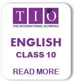 International English Olympiad Syllabus Class 10