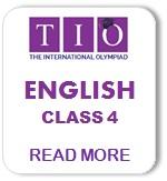International English Olympiad Syllabus Class 4