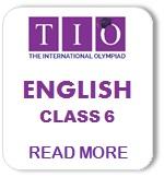 International English Olympiad Syllabus Class 6