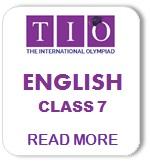 International English Olympiad Syllabus Class 7