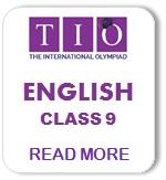 International English Olympiad Syllabus Class 9