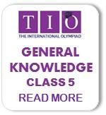 International General Knowledge Olympiad Syllabus Class 5