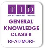 International General Knowledge Olympiad Syllabus Class 6