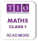 International Maths Olympiad Syllabus Class 1