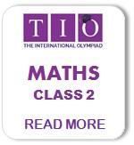 International Maths Olympiad Syllabus Class 2
