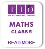 International Maths Olympiad Syllabus Class 5