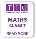 International Maths Olympiad Syllabus Class 7
