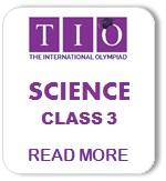 International Science Olympiad Syllabus Class 3
