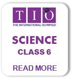 International Science Olympiad Syllabus Class 6