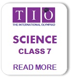 International Science Olympiad Syllabus Class 7